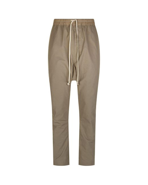Rick Owens | Black Classic Trousers for Men | Lyst