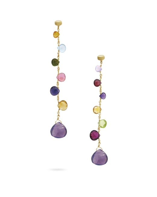 Marco Bicego - Metallic Paradise Gemstone Earrings - Lyst