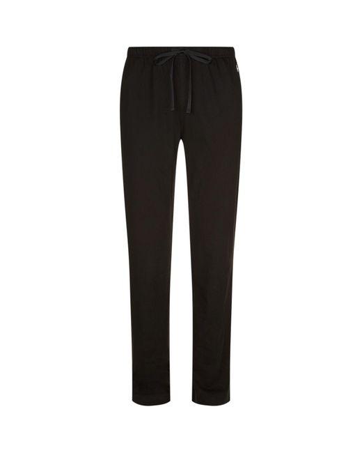 Polo Ralph Lauren - Black Classic Jersey Sweatpants for Men - Lyst