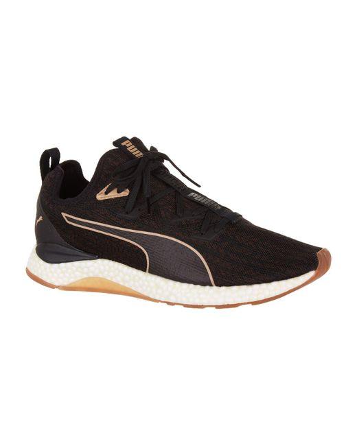 7f9077fe8c5 PUMA Hybrid Runner Sneaker in Black for Men - Lyst
