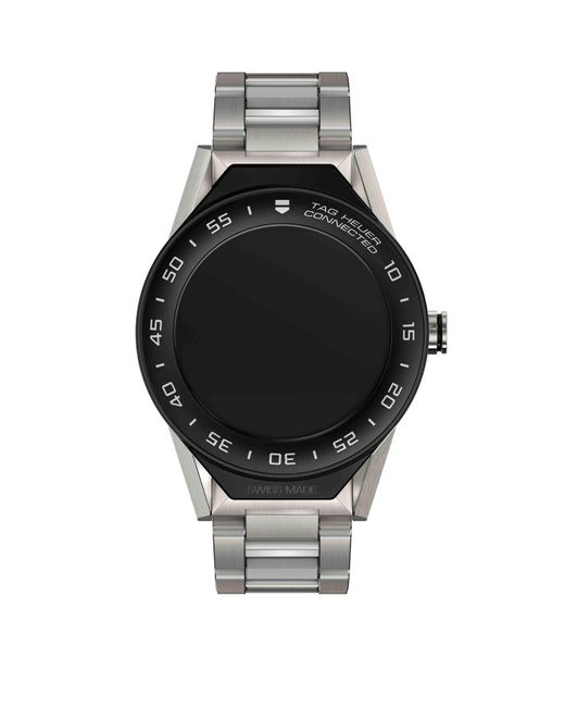 Tag Heuer - Black Connected Modular Smart Watch 41mm for Men - Lyst
