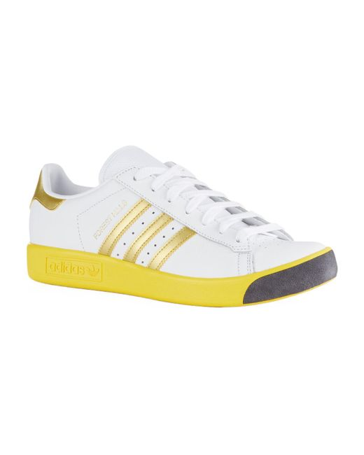 Adidas Originals - White Forest Hills Sneakers for Men - Lyst