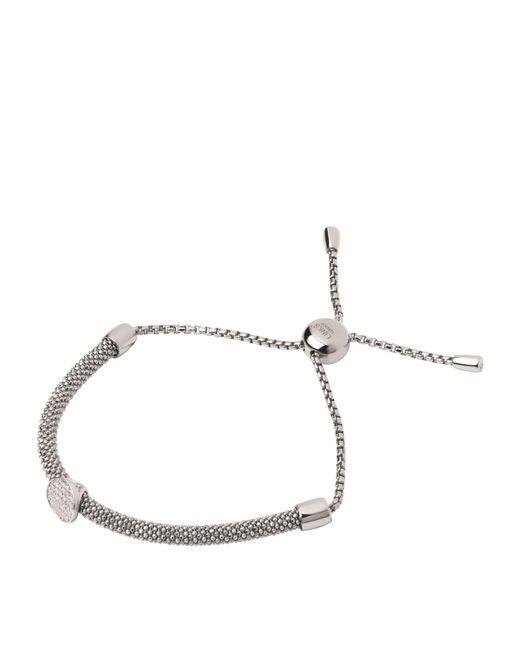 Links of London - Metallic True Friendship Sterling Silver Bracelet - Lyst