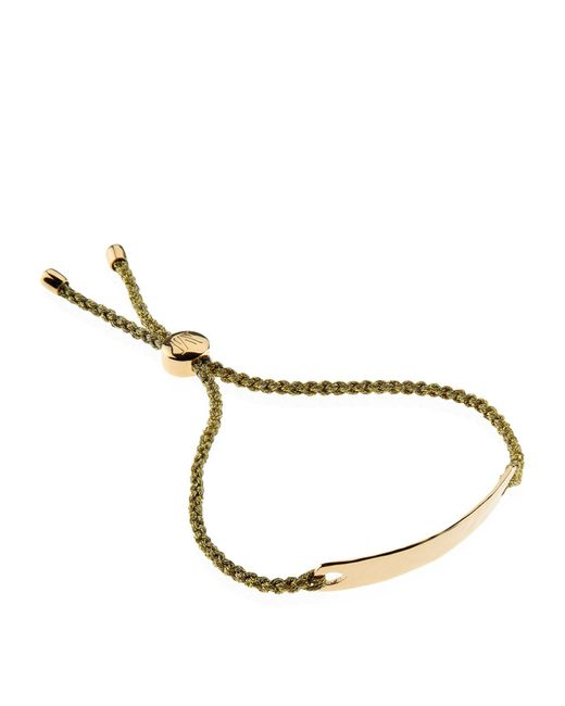 Monica Vinader - Natural Havana Friendship Bracelet - Lyst
