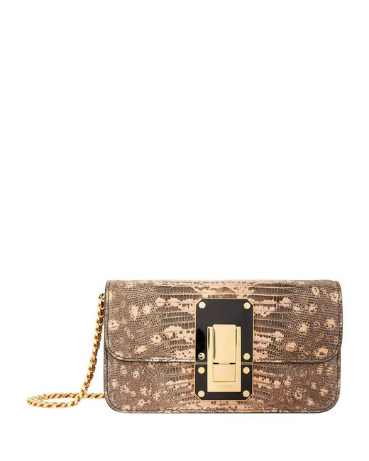 Tom Ford - Natural Evelizard Clutch Bag - Lyst