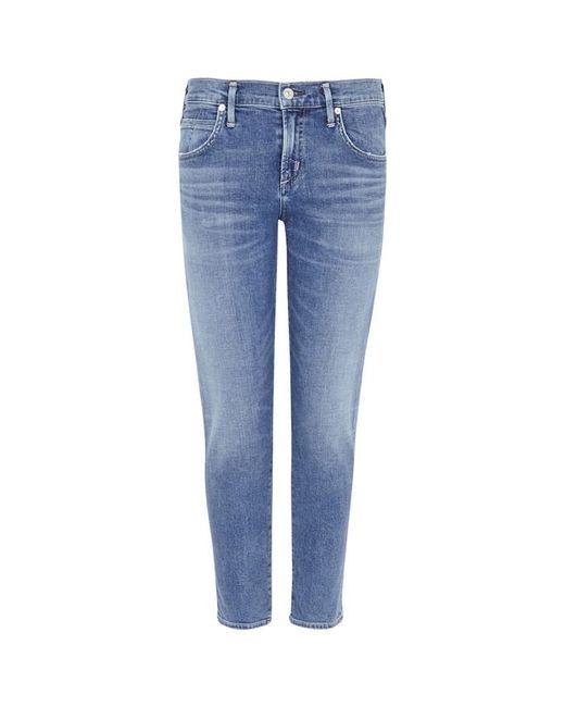 Citizens of Humanity   Elsa Blue Slim-leg Jeans   Lyst