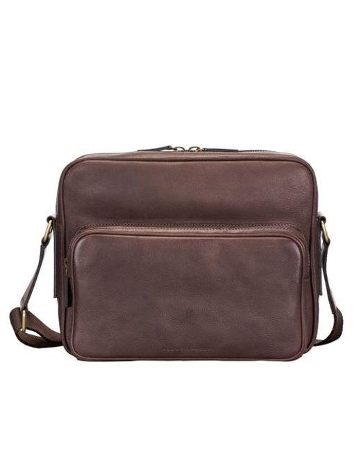 ccdd25a4c1 Maxwell Scott Bags Men S Luxury Soft Brown Italian Leather Messenger