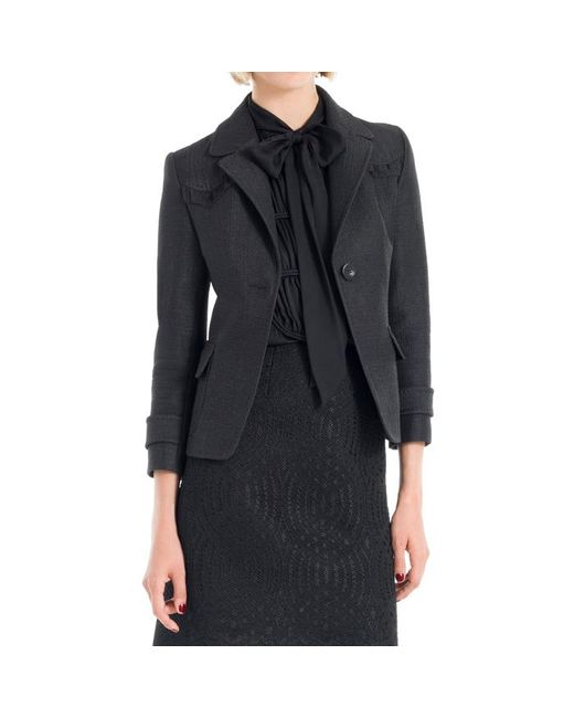 Max Studio - Black With Its Flattering Impeccably - Lyst