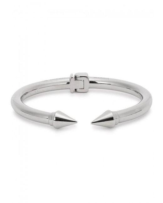 Vita Fede | Metallic Mini Titan Silver-plated Bracelet | Lyst