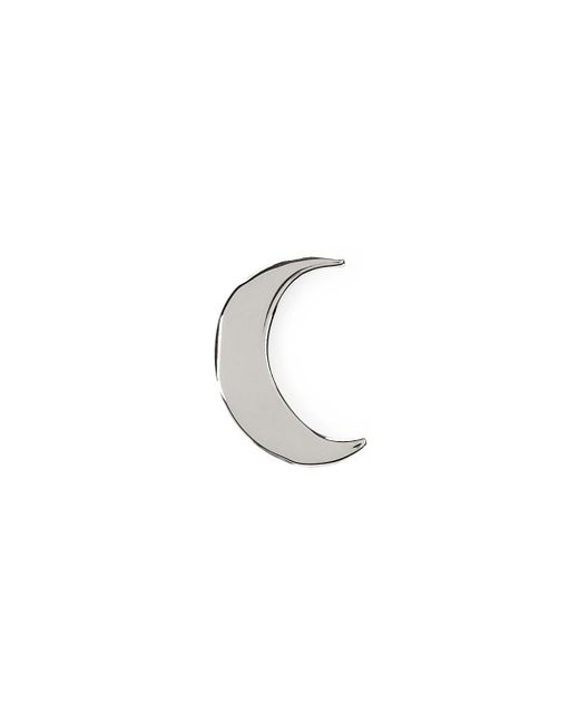 Catbird | Metallic Tiny Dancer Moon Single Stud Earring | Lyst