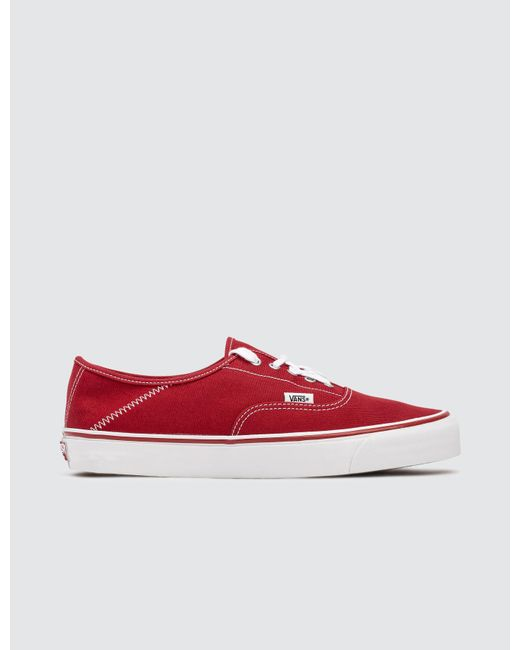 Vans   Red Alyx X Og Style 43 Authentic Fold Down   Lyst