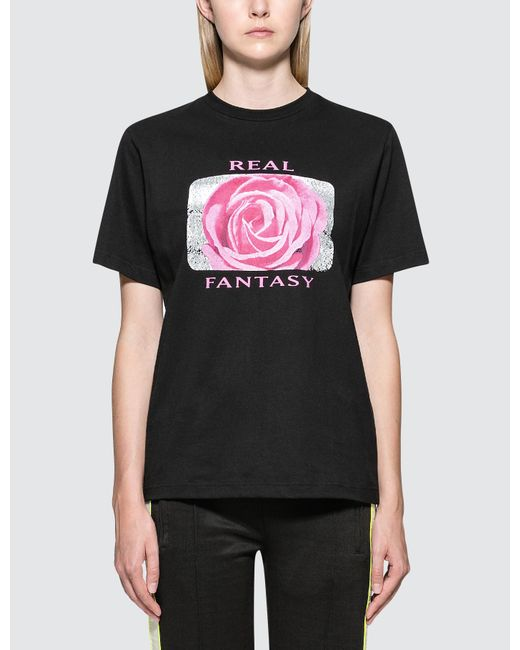 Wasted Paris - Black Real Fantasy S/s T-shirt - Lyst