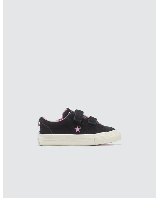 Converse - Black Hello Kitty One Star Infant - Lyst