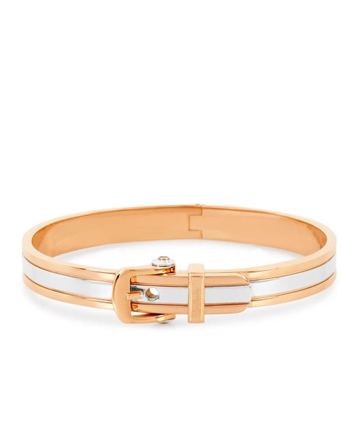 Henri Bendel | Multicolor Buckle Bangle | Lyst