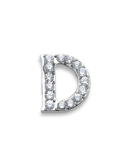 Henri Bendel | Metallic D Monogram Charm | Lyst