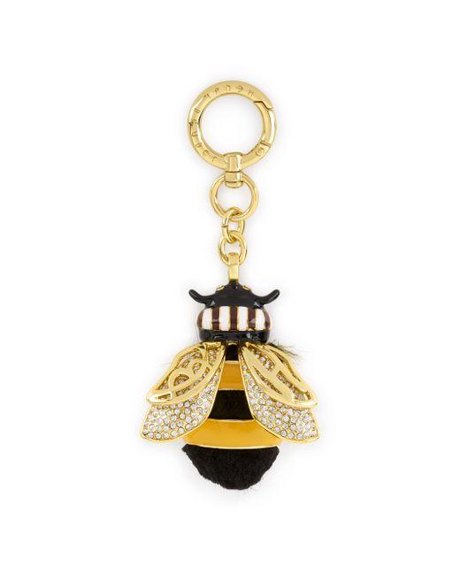 Henri Bendel - Yellow Bee Bee Buggy Key Fob - Lyst