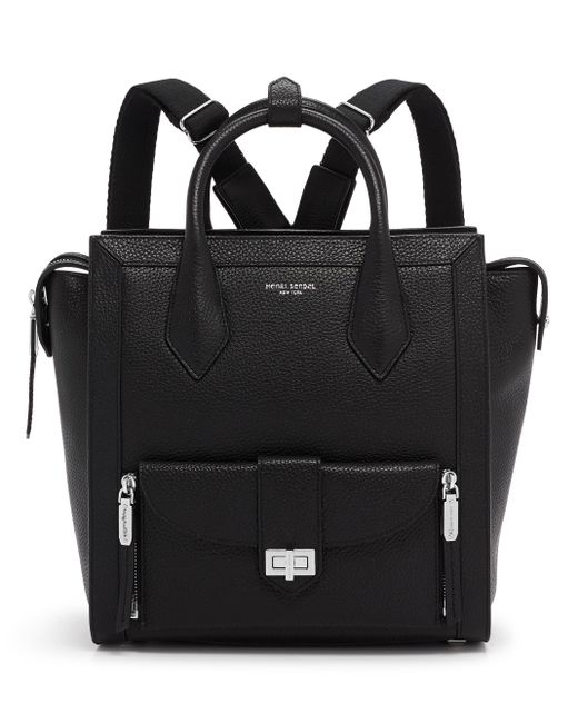 Henri Bendel - Black Rivington Convertible Tote/backpack - Lyst