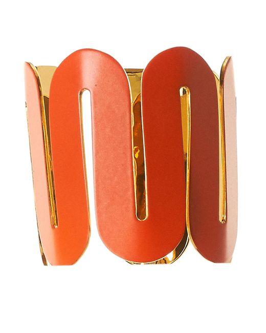 Uncommon Matters | Orange Winding Bracelet | Lyst