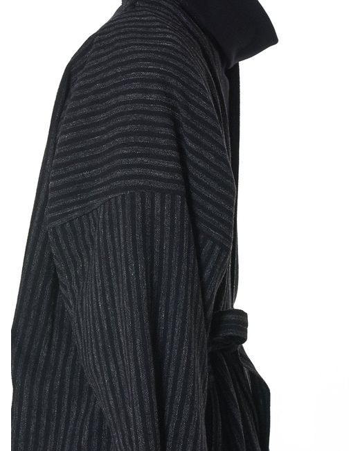917381acba5 ... Jan Jan Van Essche - Black Internal Belt Kimono for Men - Lyst ...