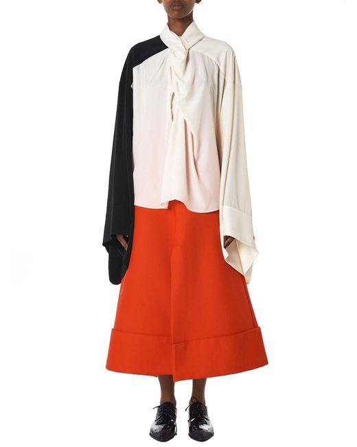 Awake - Multicolor Twisted Kimono Shirt - Lyst