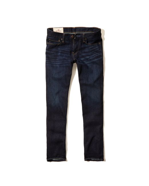 hollister dark jeans for men - photo #12