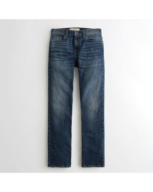 Hollister - Blue Guys Epic Flex Boot Jeans From Hollister for Men - Lyst