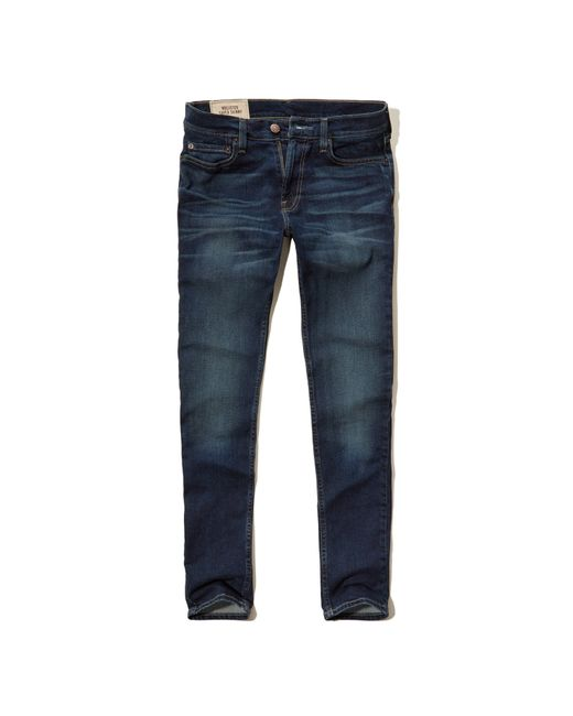 hollister dark jeans for men - photo #36
