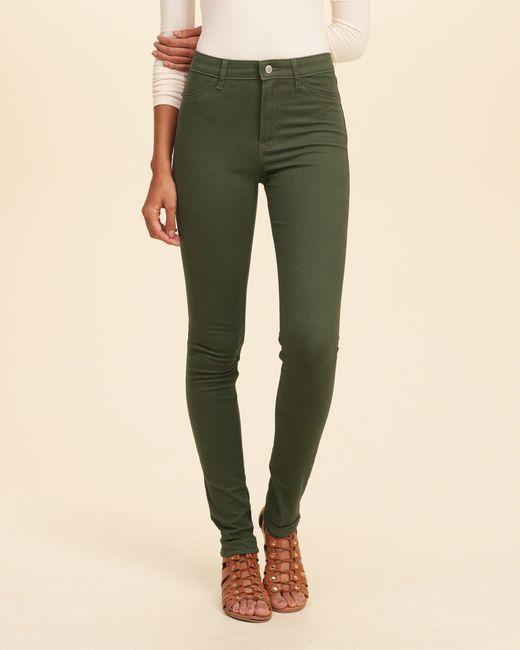 hollister school pants - photo #32