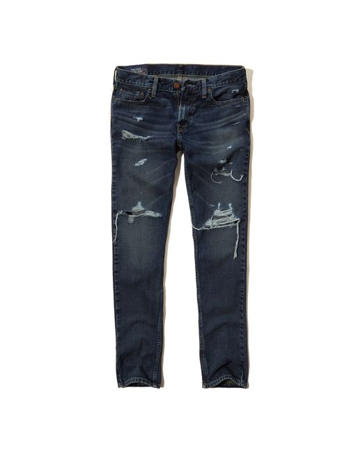 Hollister Skinny Jeans for Men - Save 85% | Lyst