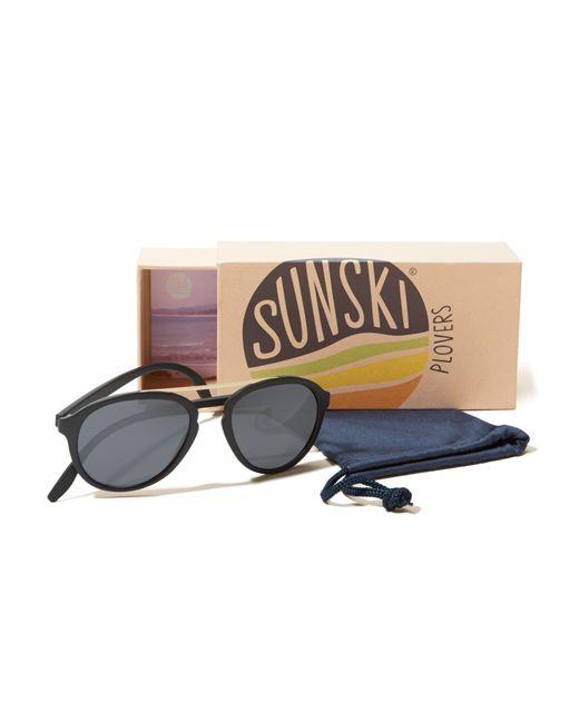 db7415f0b8 Hollister Sunski Plover Sunglasses in Black