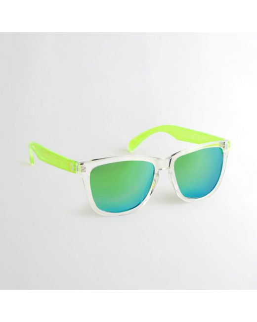 fb64b123b86 Hollister - Green Guys Sunski Original Sunglasses From Hollister for Men -  Lyst