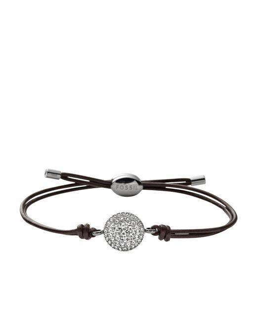 Fossil - Brown Jf00117040 Ladies Bracelet - Lyst