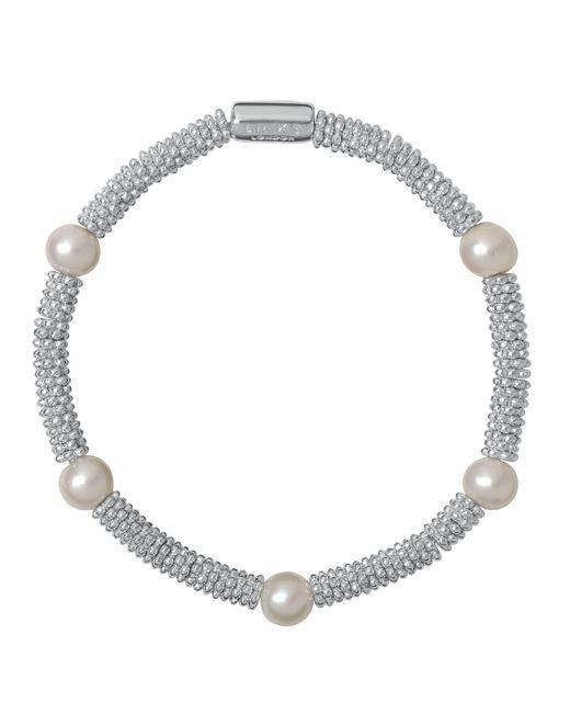 Links of London | Metallic Effervescence Star Xs Pearl Bracelet | Lyst