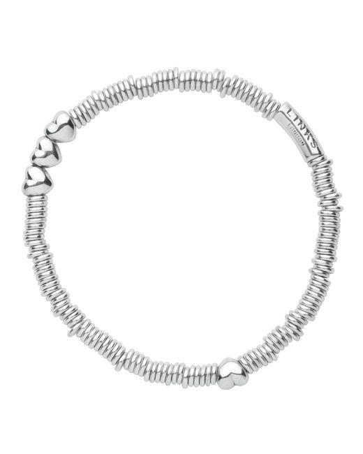 Links of London | Metallic Sweetie Xs Heart Bracelet | Lyst