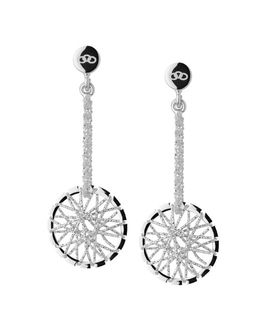 Links of London | Metallic Dream Catcher Stiletto Earrings | Lyst