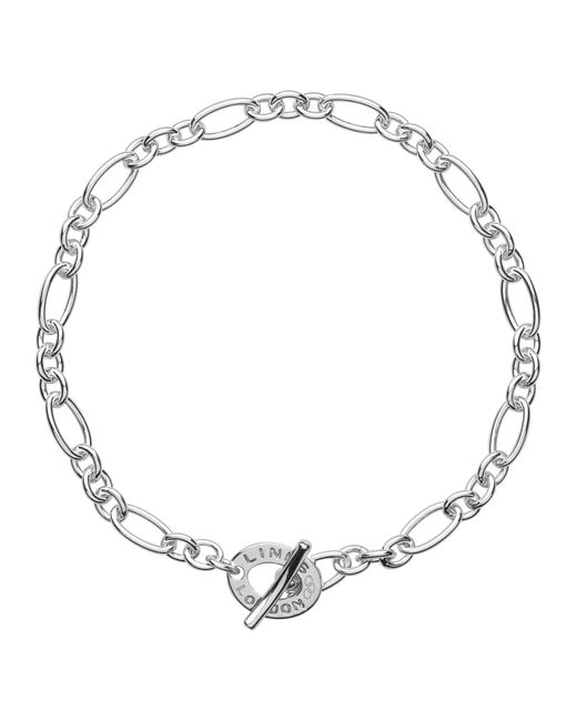 Links of London | Metallic Signature Xs Charm Chain Bracelet-m | Lyst
