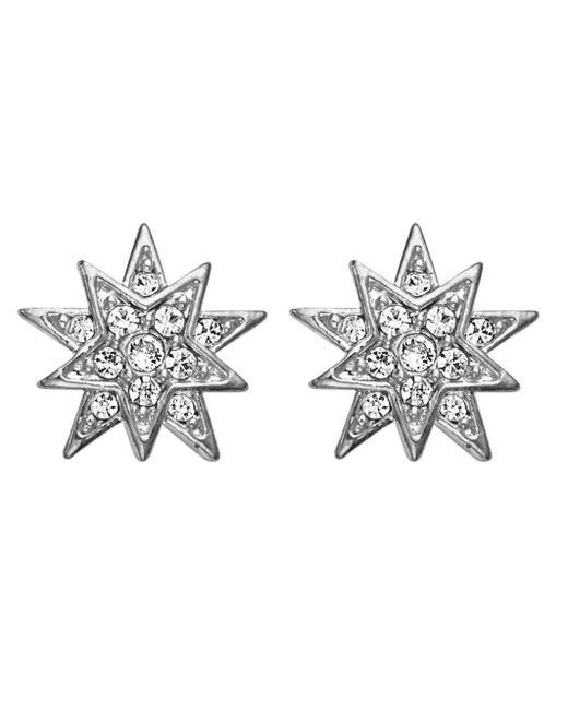 Dyrberg/Kern | Metallic Electra Earrings | Lyst