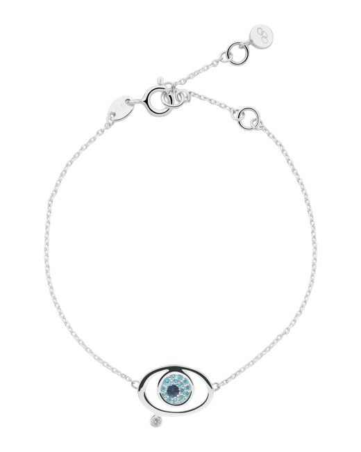 Links of London | Metallic Evil Eye Bracelet | Lyst