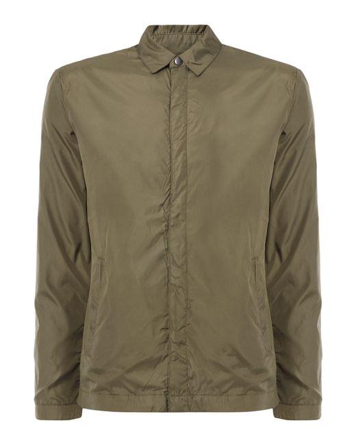 Minimum - Green Men's Finlay Shirt Jacket for Men - Lyst