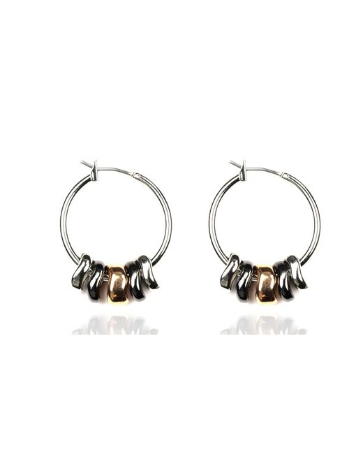 Nine West | Metallic Shaky Clickit Earrings | Lyst