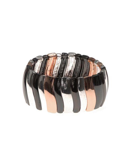 Nine West | Black Stretch Bracelet | Lyst