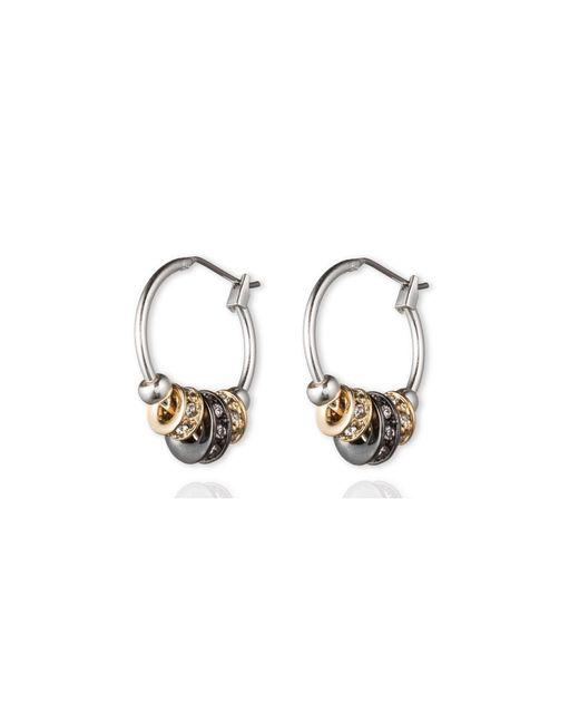 Nine West | Metallic Small Slider Earrings | Lyst