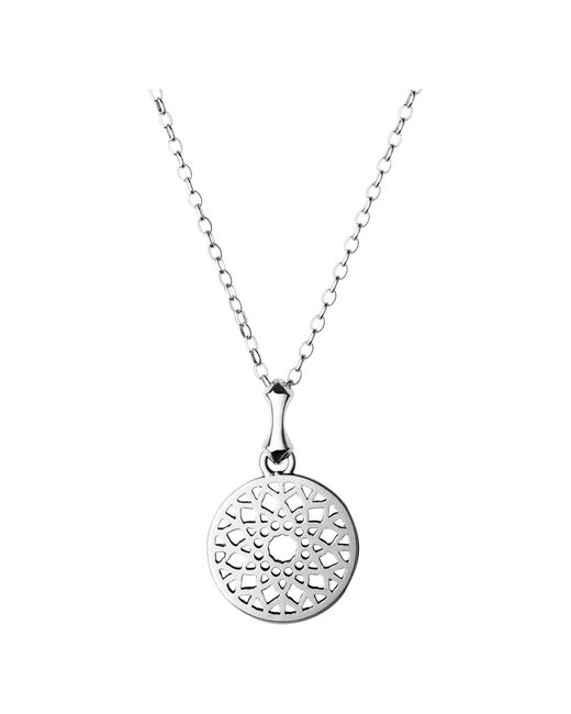 Links of London | Metallic Timeless Sterling Silver Small Necklace | Lyst