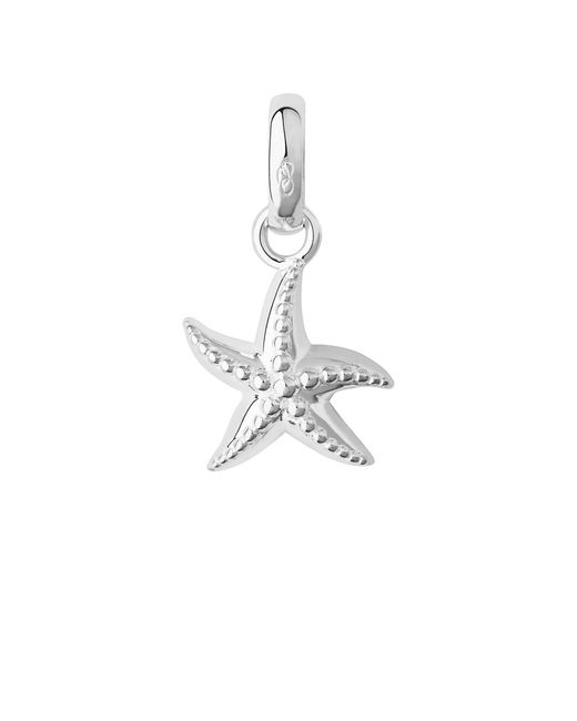 Links of London | Metallic Sterling Silver Sea Starfish Charm | Lyst