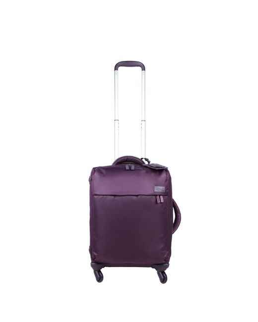 Lipault | Original Plume Purple 4 Wheel Cabin Case | Lyst