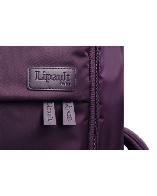 Lipault | Original Plume Purple 4 Wheel Medium Case | Lyst