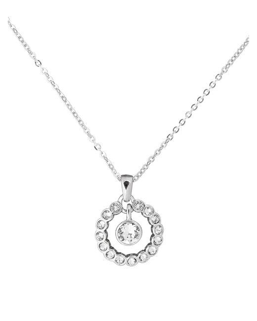 Ted Baker | Metallic T13160102 Cadhaa Crystal Pendant | Lyst