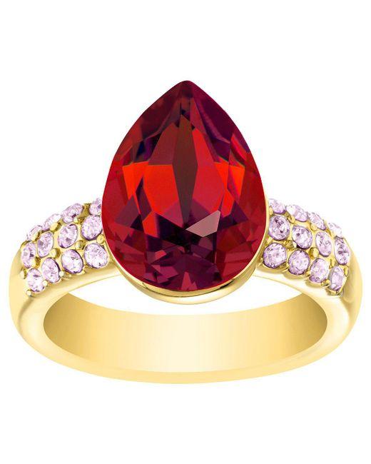 lolaandgrace | Red Chateau Drop Ring | Lyst
