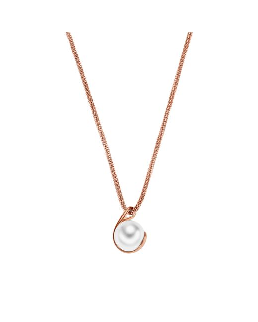 Skagen - Metallic Skj0652791 Ladies Necklace - Lyst