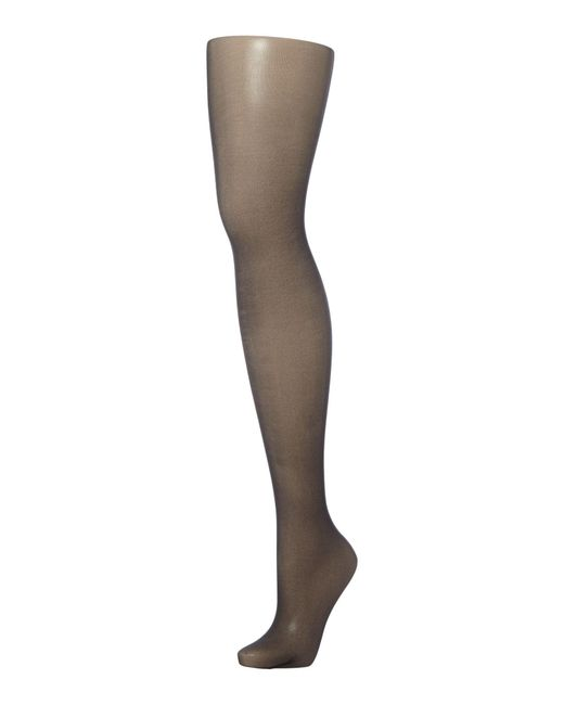 Wolford | Black Transparency 10 Denier Tights | Lyst
